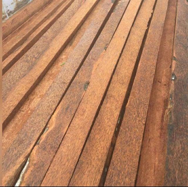 material kayu kelapa