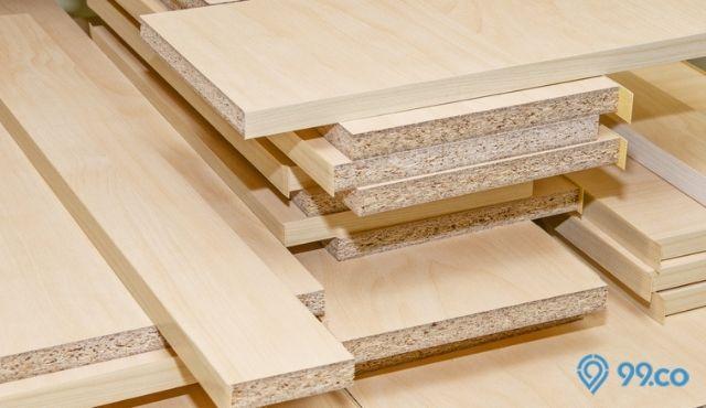 papan kayu MDF