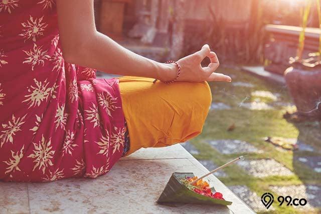 meditasi dalam agama hindu