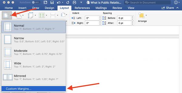 cara membuat nomor halaman di word beda format