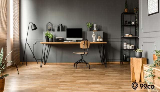 meja kantor modern