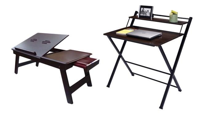 meja kerja lipat