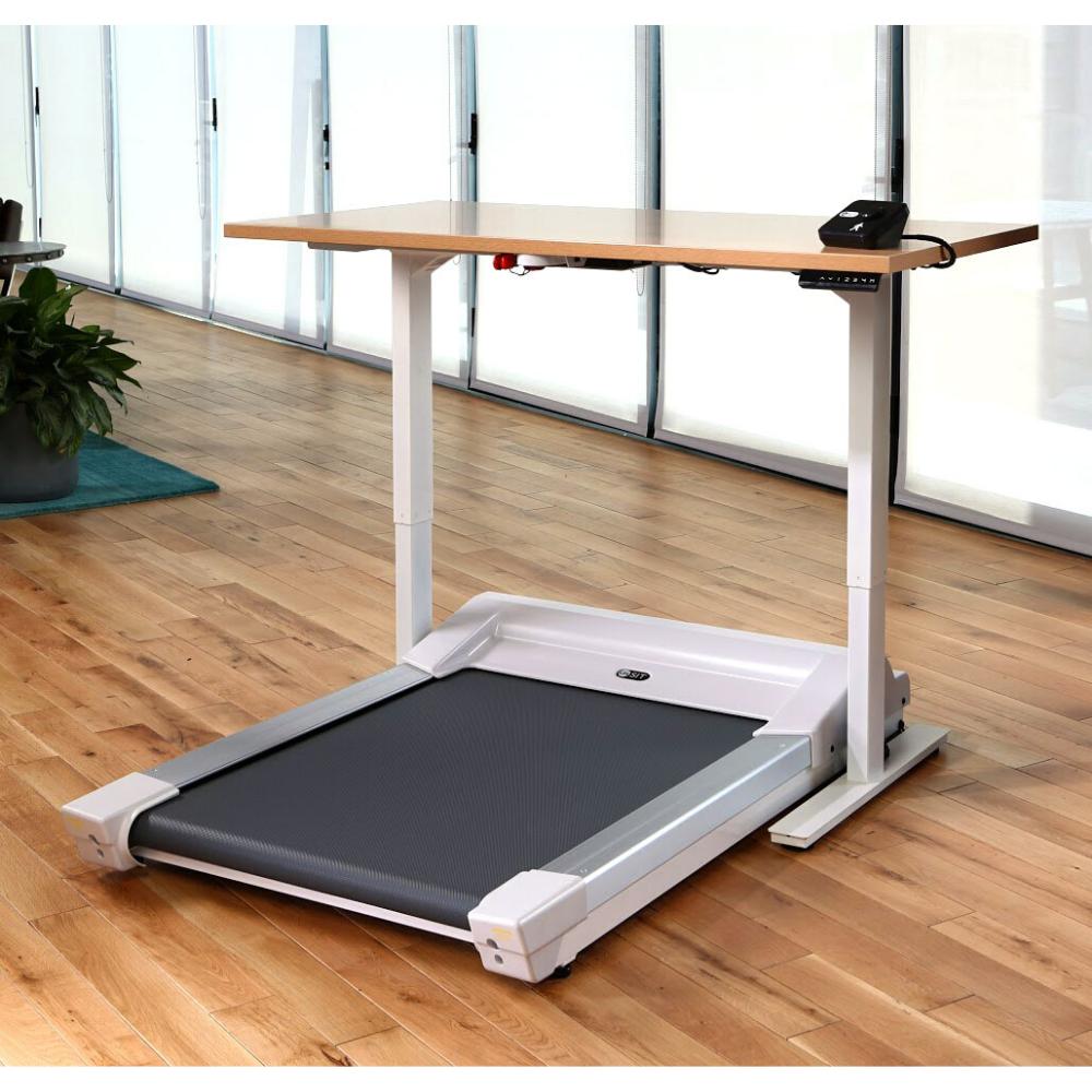 treadmill dan computer desk
