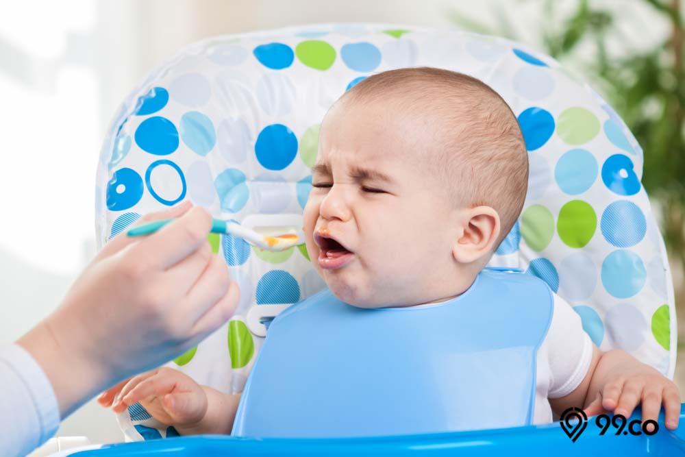 Cara Mengobati Batuk Pada Bayi, Jangan Diberi Obat Batuk ...