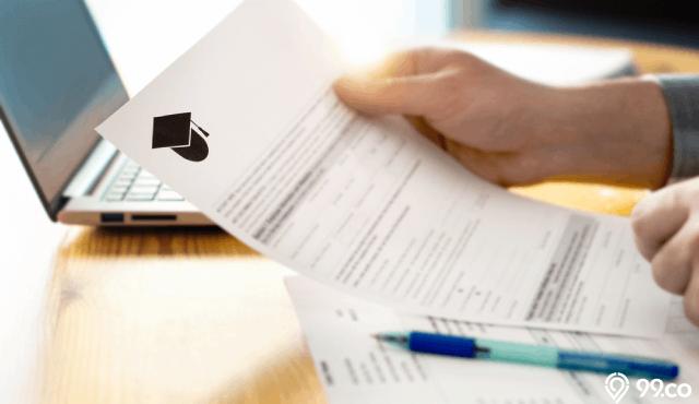 8 Contoh Surat Lamaran Kerja yang Baik dan Benar untuk Berpengalaman, Fresh Graduate, BUMN, CPNS, dan Bank