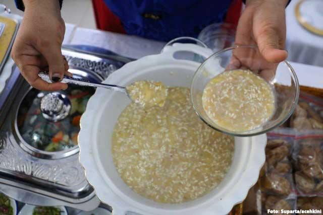 memek makanan khas aceh
