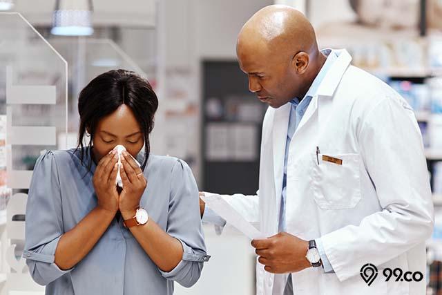 pengobatan gejala sinusitis