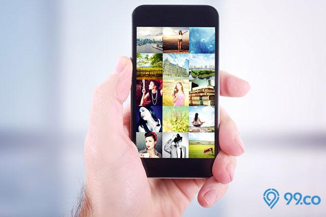 foto di smartphone