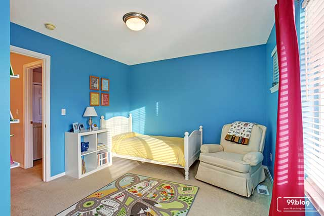 tips memilih tempat tidur anak