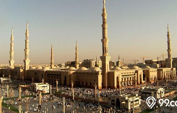 mengenal masjid nabawi