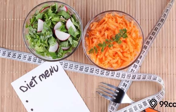 menu diet murah meriah