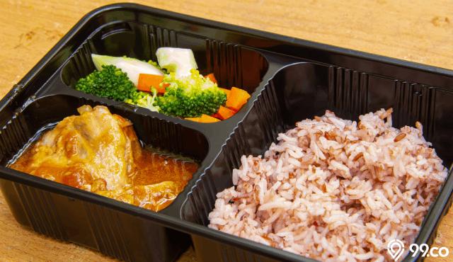10 Daftar Menu Makan Siang Sehat yang Hemat dan Mudah Dibikin!