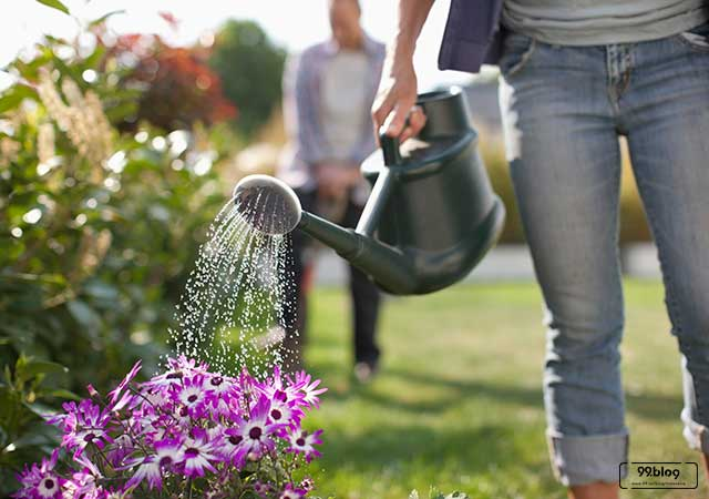 merawat taman