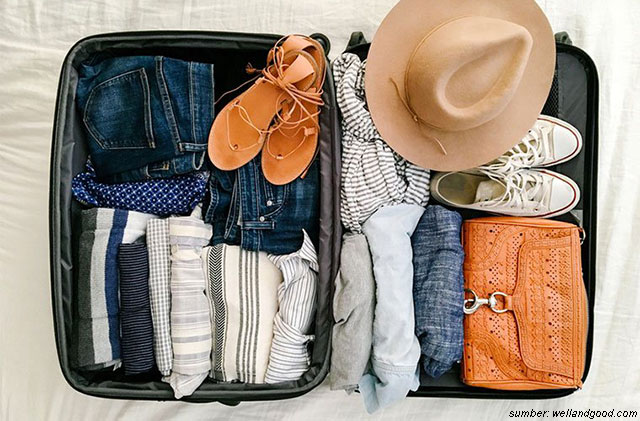 metode konmari packing
