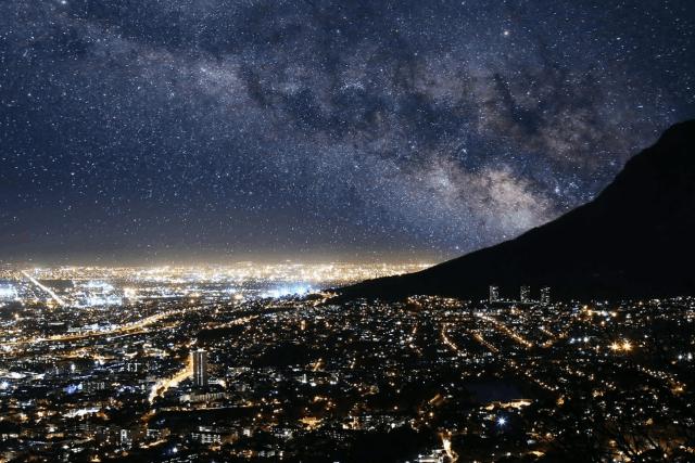 polusi cahaya