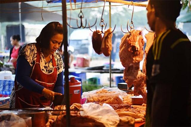 pasar daging