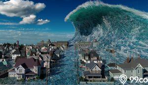 tafsir mimpi tsunami