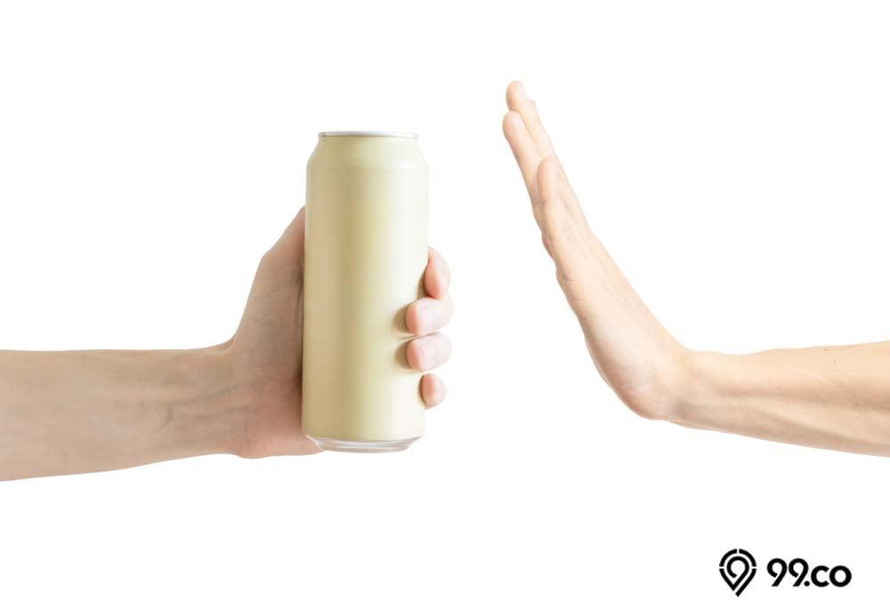 waspada minuman gratis dari orang asing