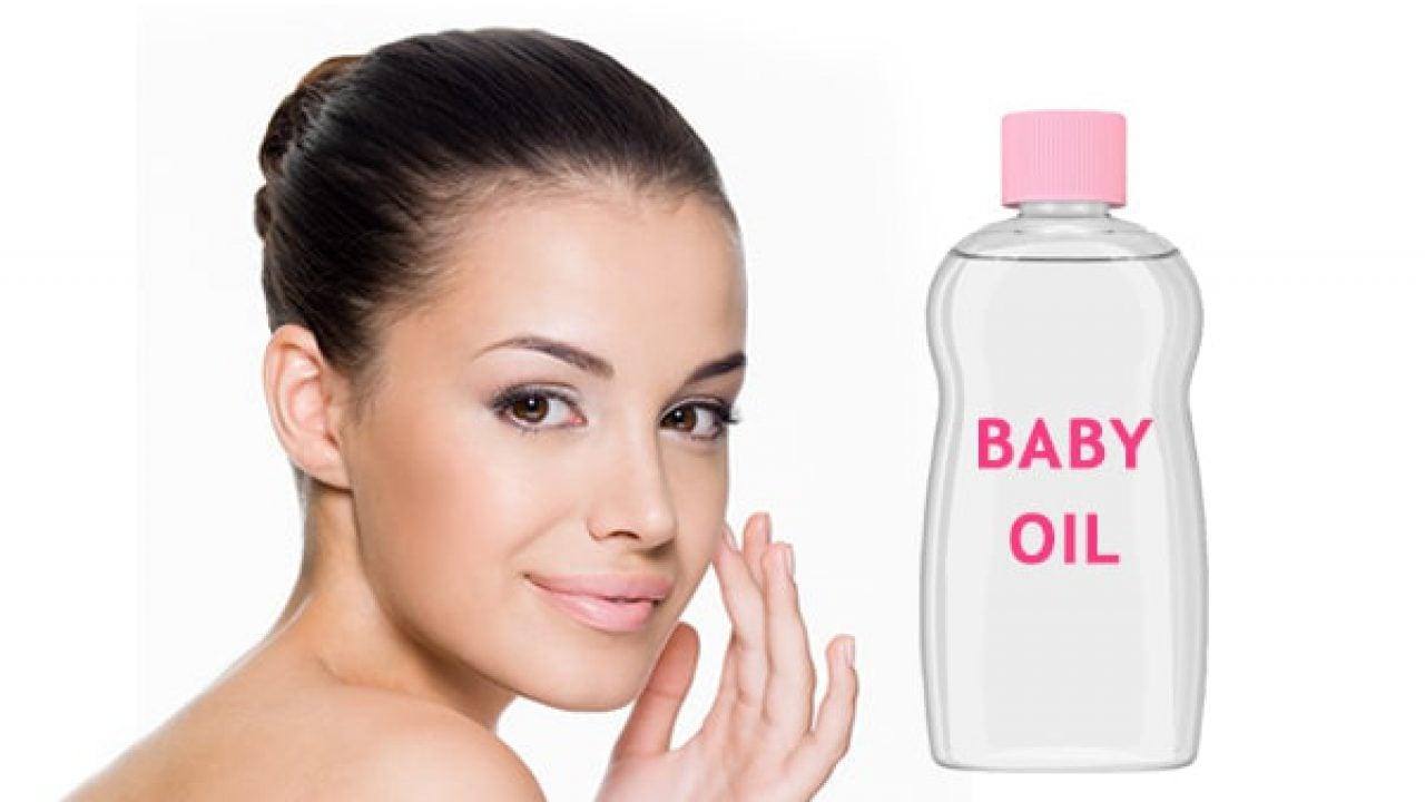 minyak bayi baby oil