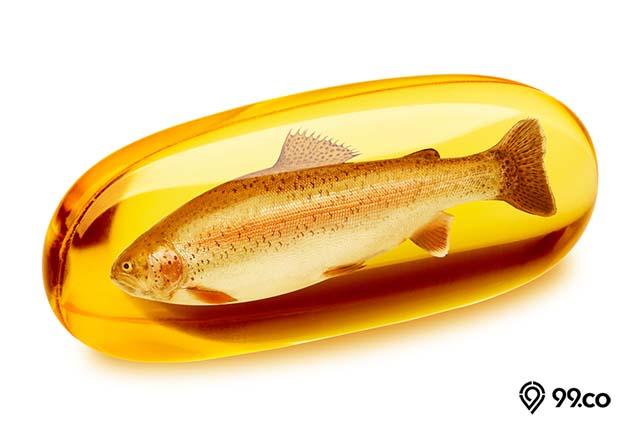 minyak ikan untuk kesehatan