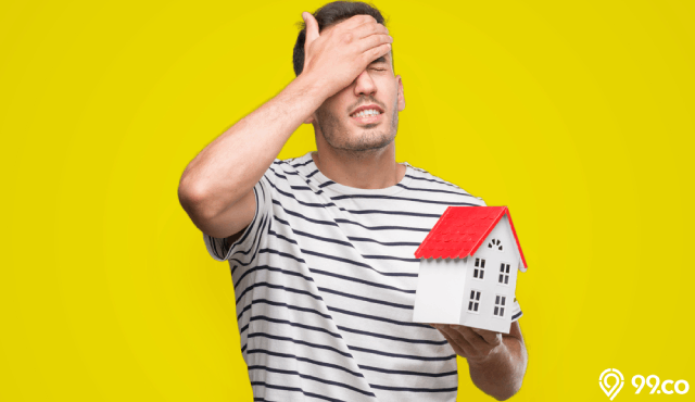 mitos beli rumah
