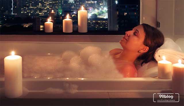 mitos mandi malam