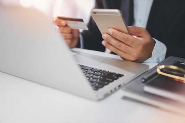 modal usaha online