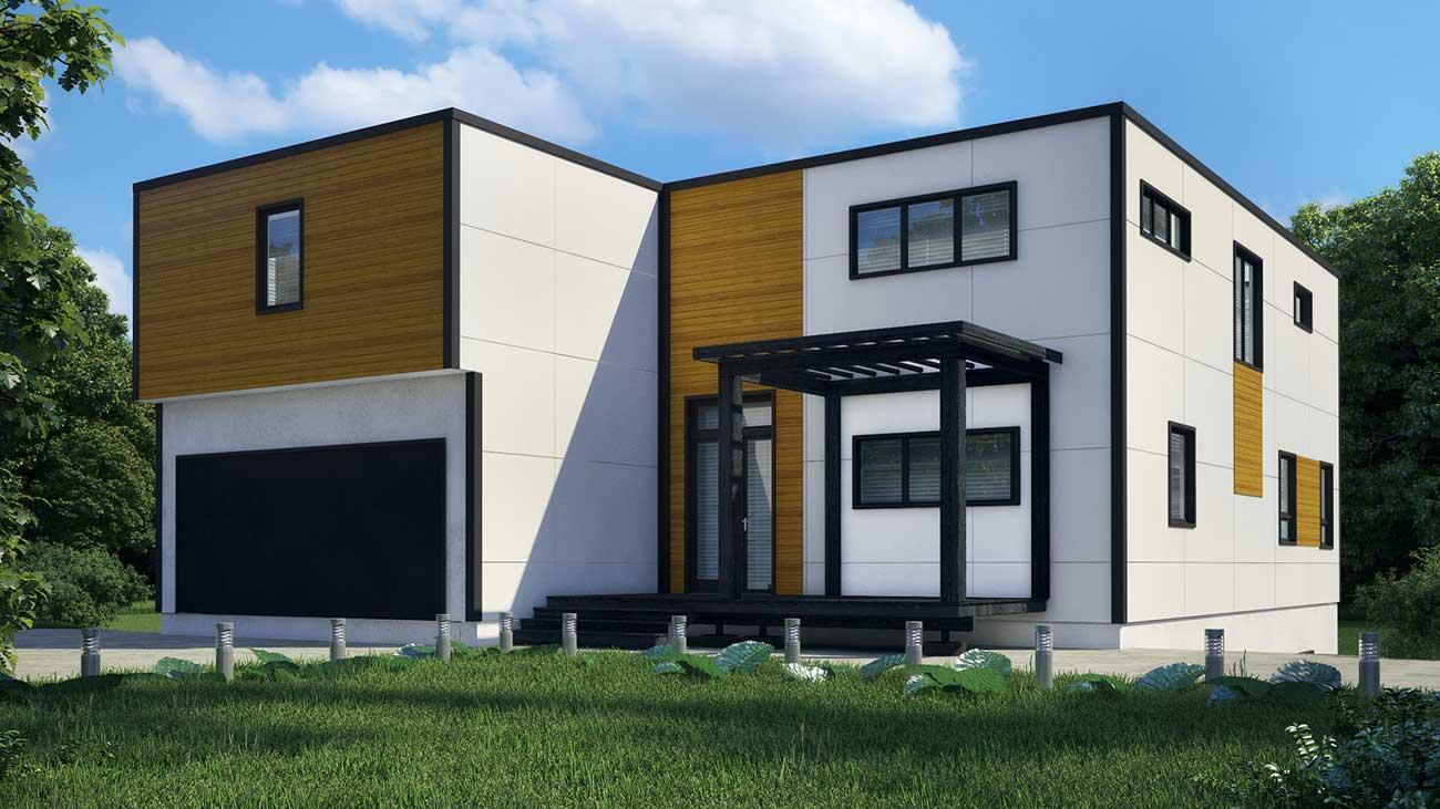 Mengenal Rumah Modular yang Mudah dan Praktis Dibangun