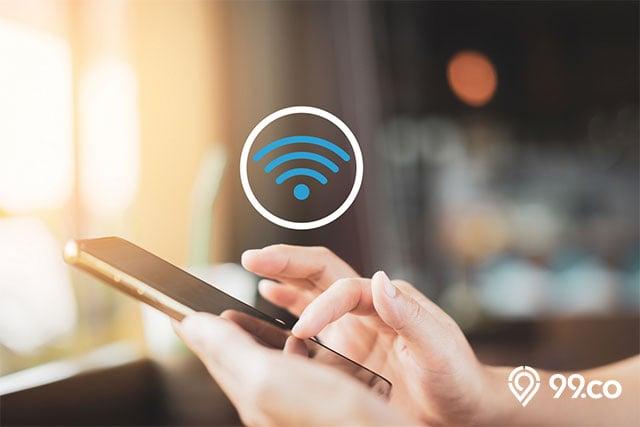 Cara Mengatasi WiFi Terhubung Tapi Tidak Bisa Akses Internet dengan Mengubah Mode Wifi