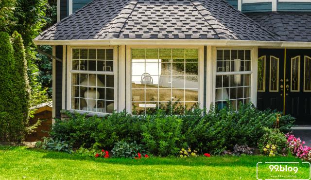 model jendela rumah