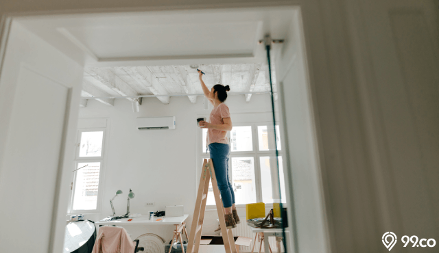 10 Inspirasi Model Plafon PVC Terbaik dan Terbaru. Dilengkapi Daftar Harga 2021