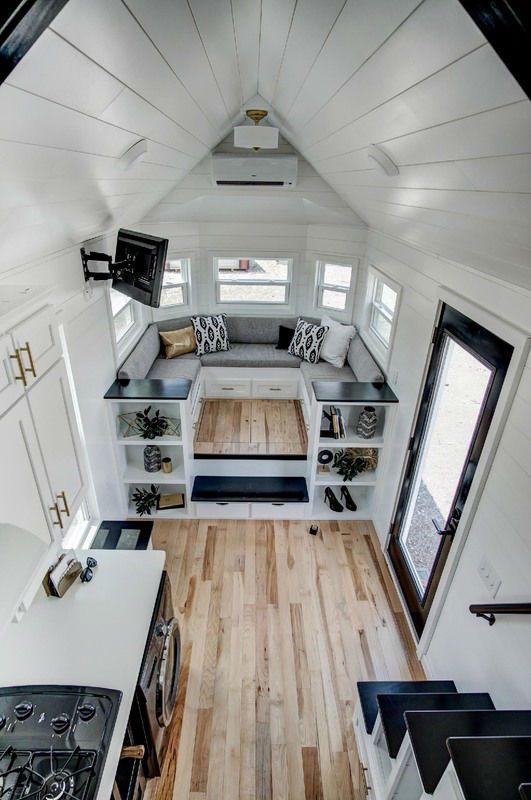 model rumah mezanin