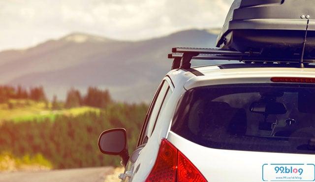 mudik dengan mobil pribadi