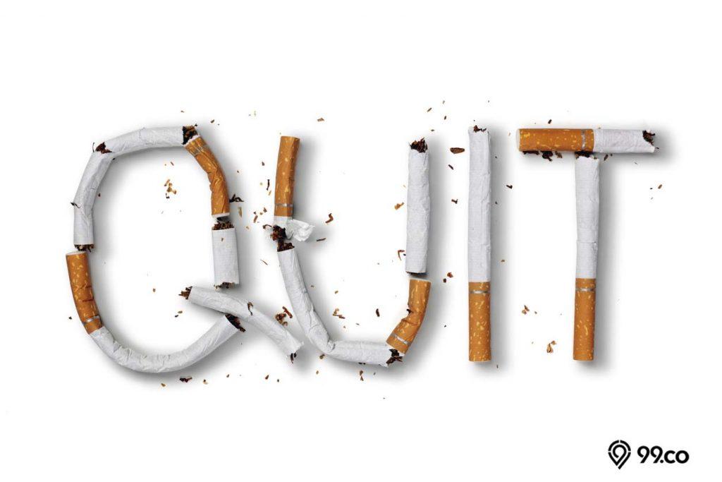 stop kebiasaan merokok sekarang juga