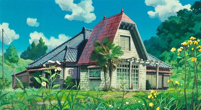 rumah totoro