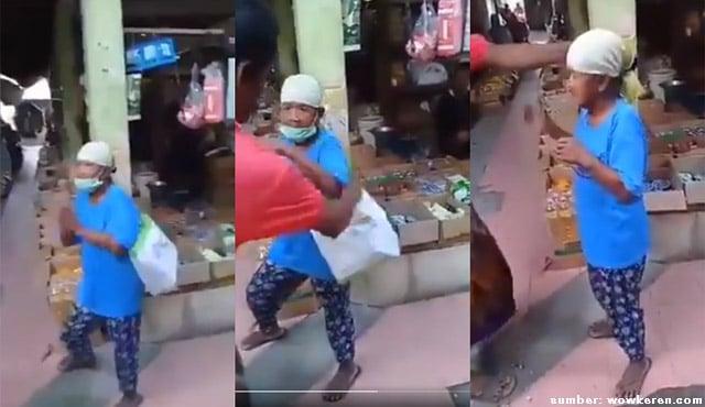 Tega! Dituduh Curi Mangga, Nenek Tua di Yogyakarta Sampai Dianiaya