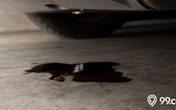 noda oli dari kendaraan