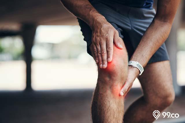 mengatasi nyeri pada lutut