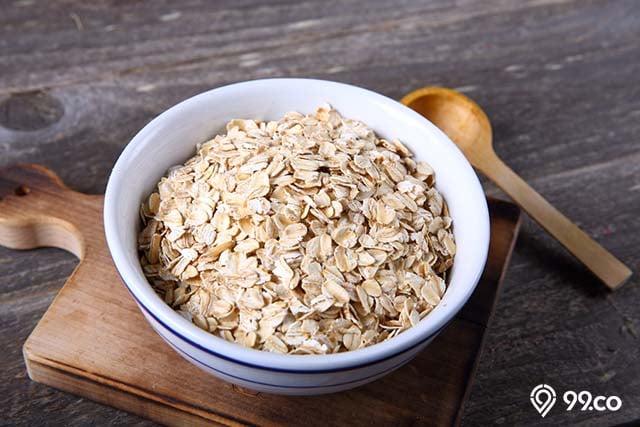 oatmeal penurun darah tinggi