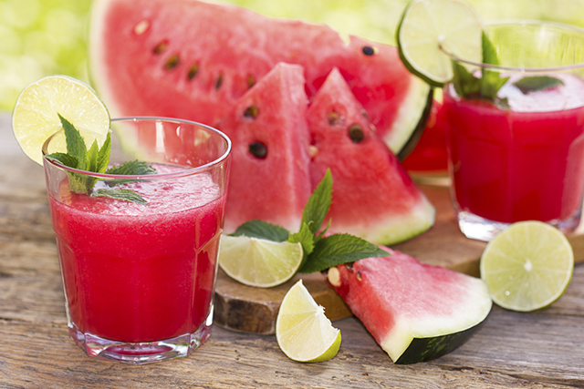 olahan semangka dan kandungannya