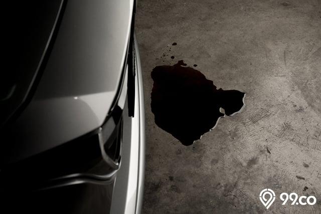 oli dari kendaraan