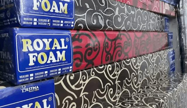 royal foam