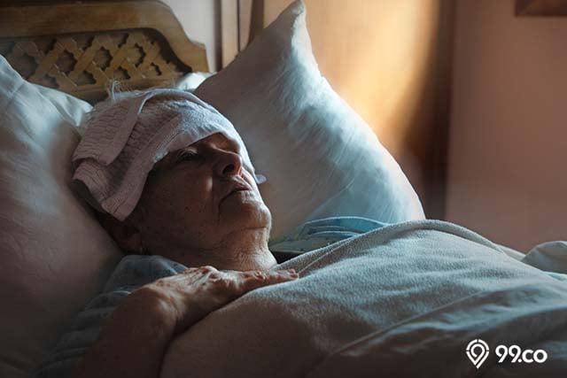 orang tua sakit kehilangan napsu makan