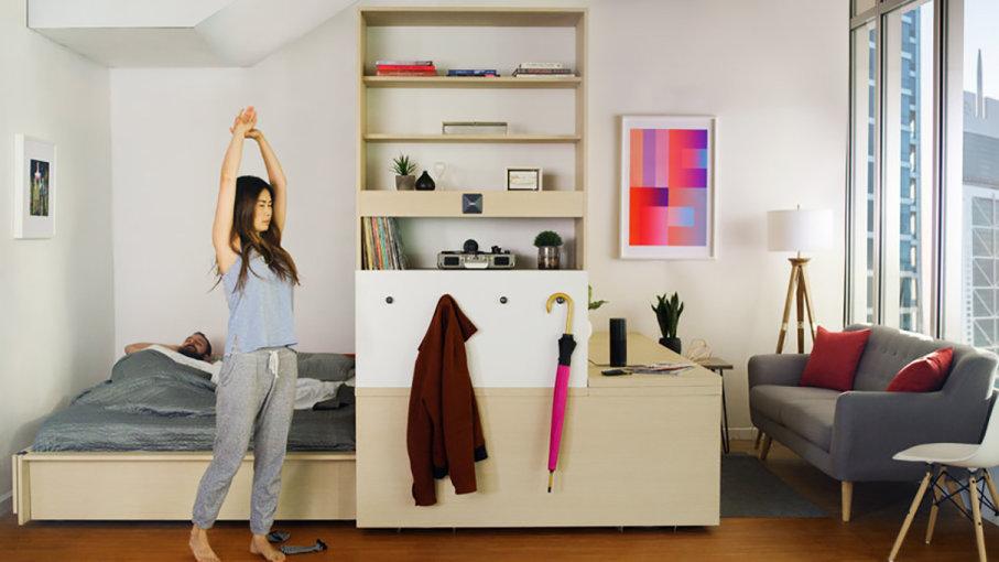 tinggal di apartemen