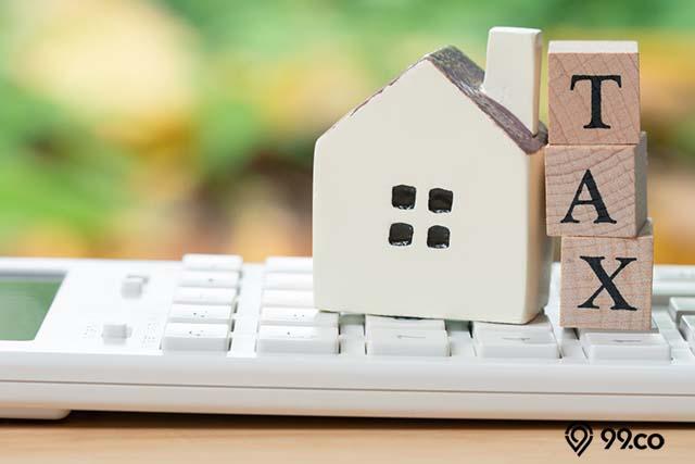 pajak apartemen tidak dihuni