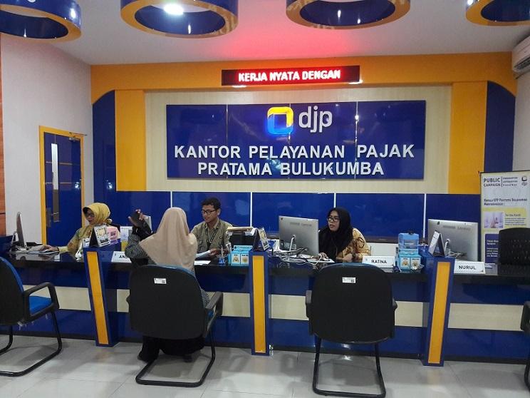 kantor pelayanan pajak