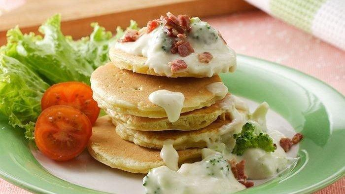 takjil pancake kurma