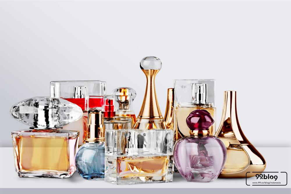 cara memakai parfum koleksi parfum