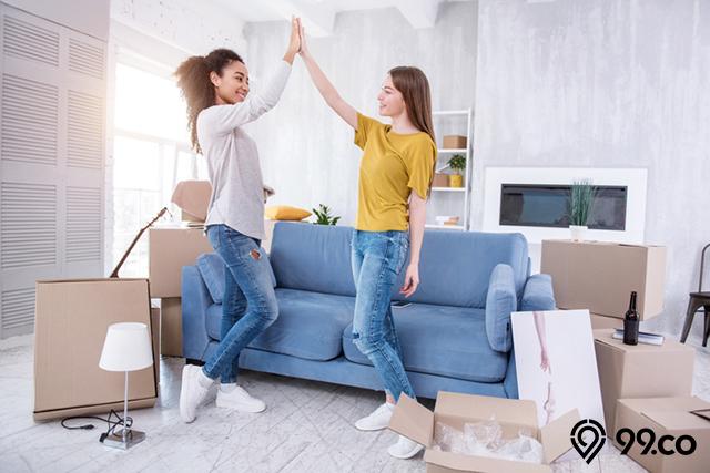 partner satu rumah