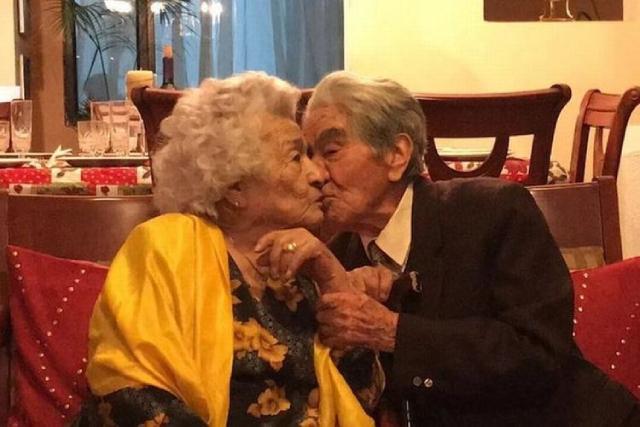 pasangan tertua di dunia